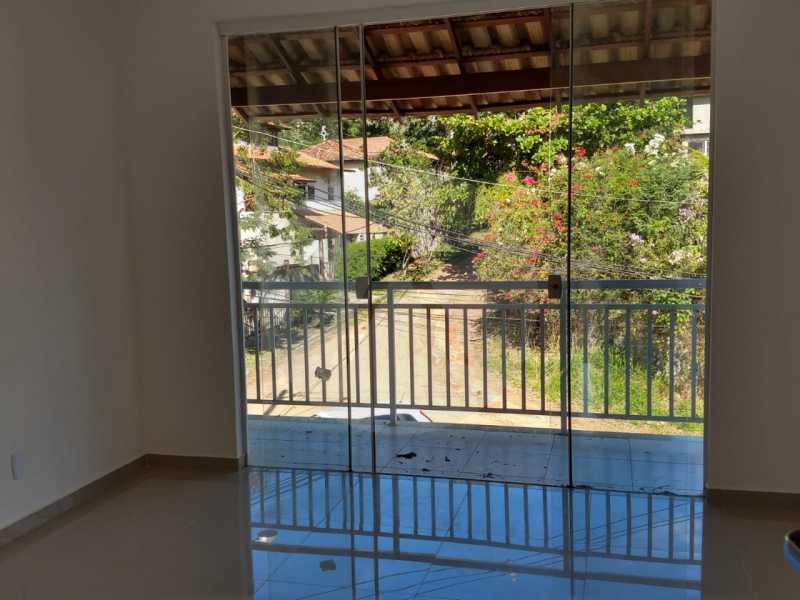 10 Casa Condomínio Itaipu. - Imobiliária Agatê Imóveis vende Casa em Condomínio de 120 m² Itaipu - Niterói por 450 mil reais - HTCN30011 - 11
