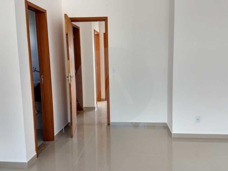 12 Casa Condomínio Itaipu. - Imobiliária Agatê Imóveis vende Casa em Condomínio de 120 m² Itaipu - Niterói por 450 mil reais - HTCN30011 - 13