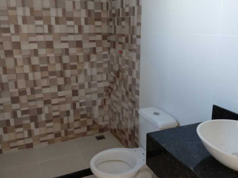 14 Casa Condomínio Itaipu. - Imobiliária Agatê Imóveis vende Casa em Condomínio de 120 m² Itaipu - Niterói por 450 mil reais - HTCN30011 - 15