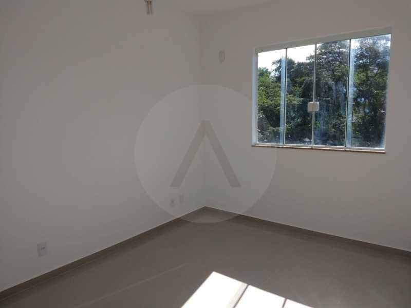 15 Casa Condomínio Itaipu. - Imobiliária Agatê Imóveis vende Casa em Condomínio de 120 m² Itaipu - Niterói por 450 mil reais - HTCN30011 - 16