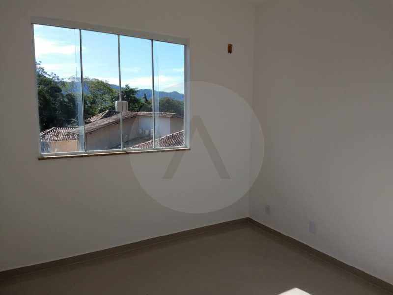 16 Casa Condomínio Itaipu. - Imobiliária Agatê Imóveis vende Casa em Condomínio de 120 m² Itaipu - Niterói por 450 mil reais - HTCN30011 - 17