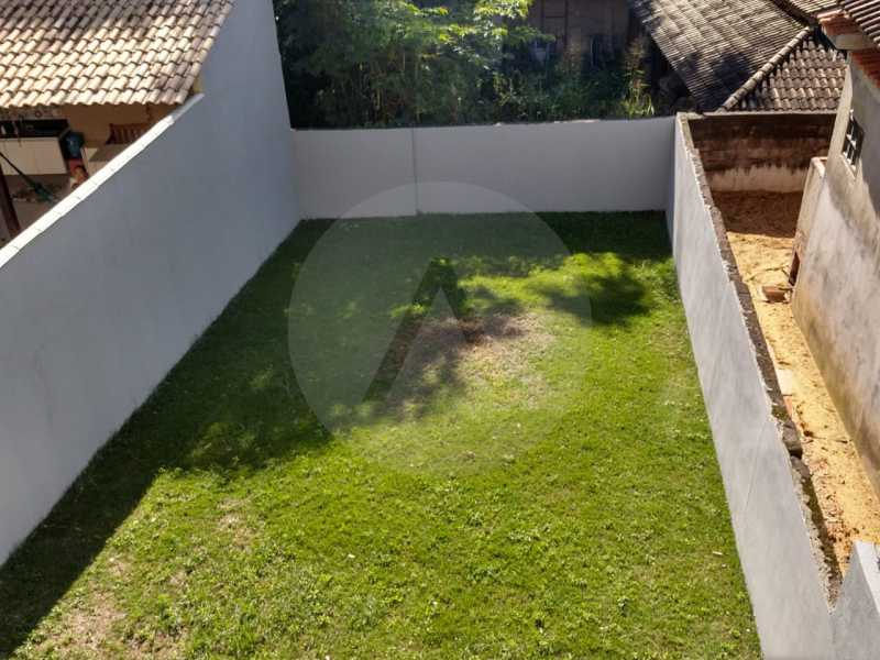 18 Casa Condomínio Itaipu. - Imobiliária Agatê Imóveis vende Casa em Condomínio de 120 m² Itaipu - Niterói por 450 mil reais - HTCN30011 - 19