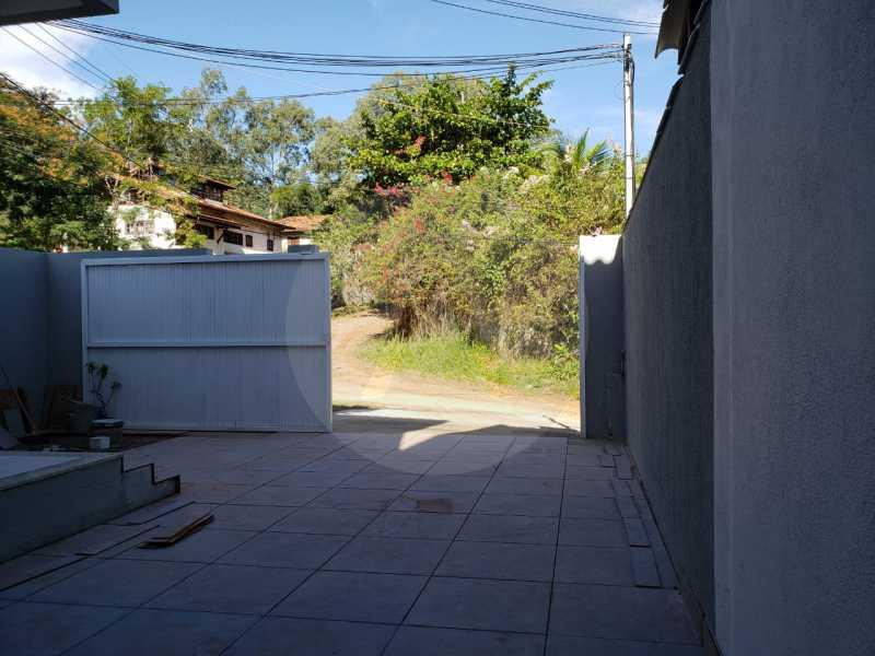 19 Casa Condomínio Itaipu. - Imobiliária Agatê Imóveis vende Casa em Condomínio de 120 m² Itaipu - Niterói por 450 mil reais - HTCN30011 - 20