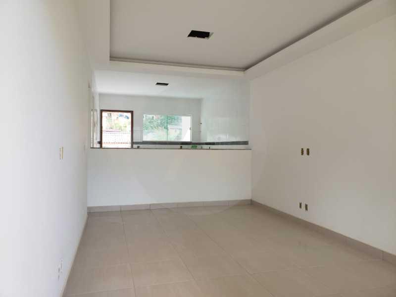 5 Casa Linear Itaipu. - Imobiliária Agatê Imóveis vende Casa Linear de 90m² por 315 mil reais Itaipu - Niterói. - HTCA20023 - 6