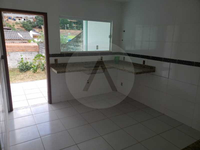 6 Casa Linear Itaipu. - Imobiliária Agatê Imóveis vende Casa Linear de 90m² por 315 mil reais Itaipu - Niterói. - HTCA20023 - 7