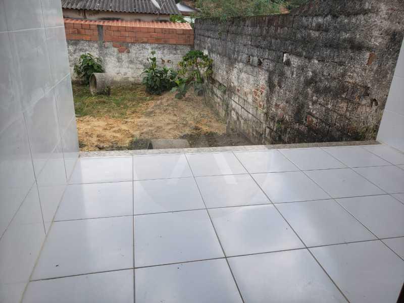 7 Casa Linear Itaipu. - Imobiliária Agatê Imóveis vende Casa Linear de 90m² por 315 mil reais Itaipu - Niterói. - HTCA20023 - 8