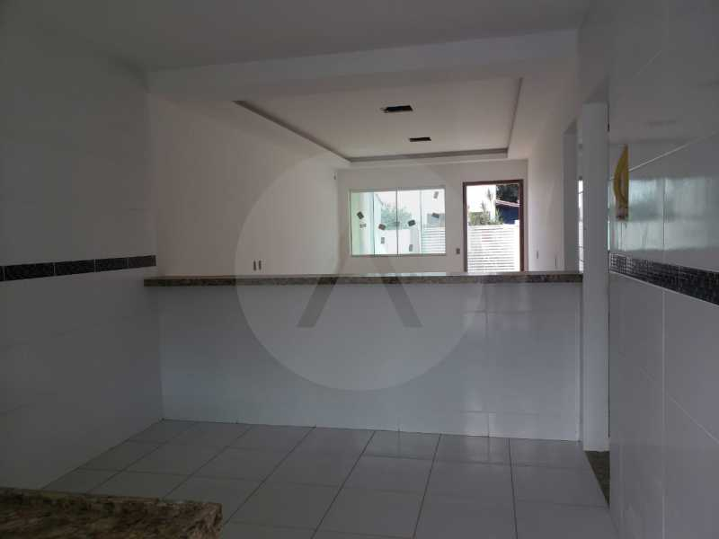 9 Casa Linear Itaipu. - Imobiliária Agatê Imóveis vende Casa Linear de 90m² por 315 mil reais Itaipu - Niterói. - HTCA20023 - 10
