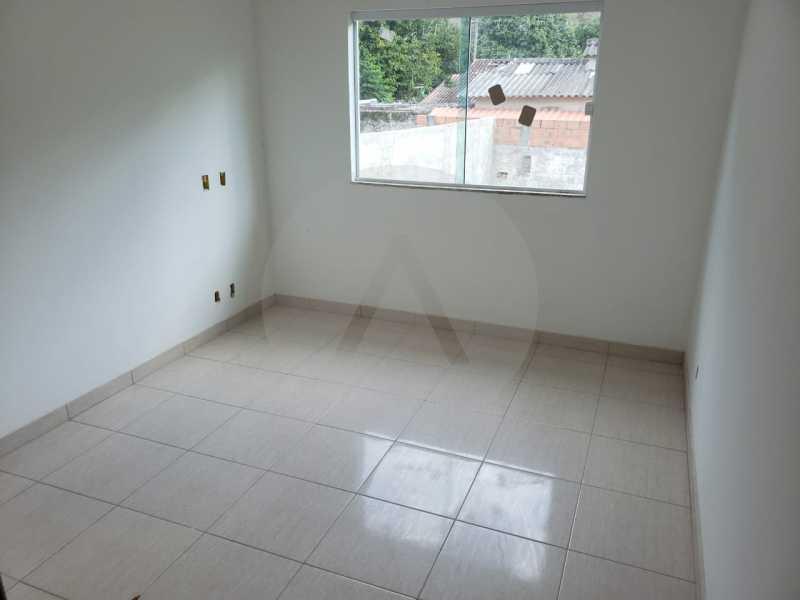 11 Casa Linear Itaipu. - Imobiliária Agatê Imóveis vende Casa Linear de 90m² por 315 mil reais Itaipu - Niterói. - HTCA20023 - 12