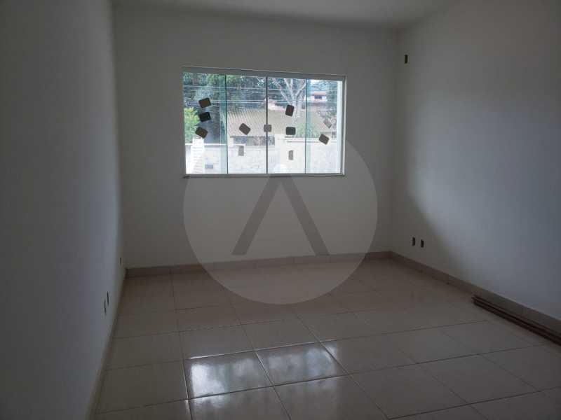 13 Casa Linear Itaipu. - Imobiliária Agatê Imóveis vende Casa Linear de 90m² por 315 mil reais Itaipu - Niterói. - HTCA20023 - 14