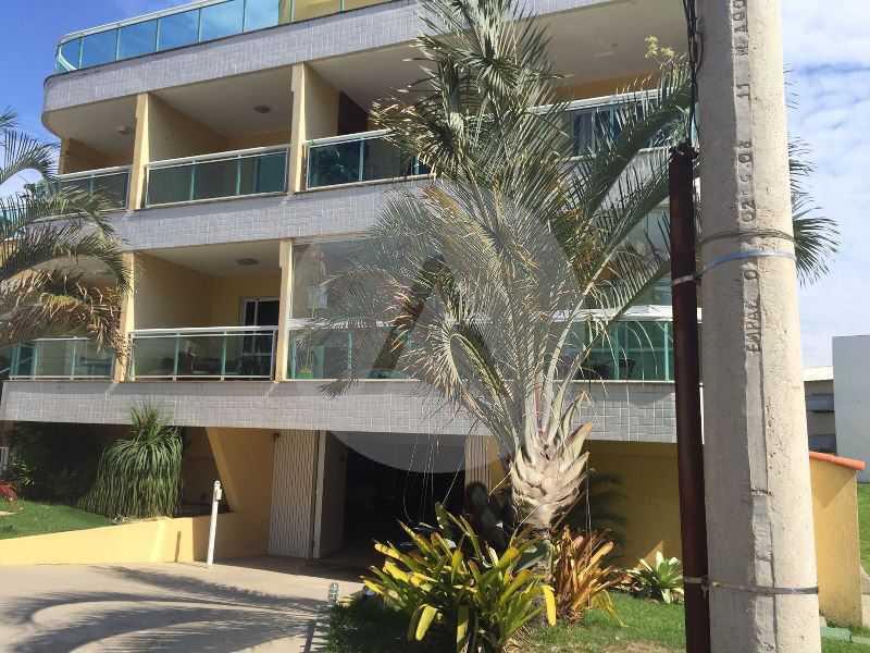 1-Flat Camboinhas - Imobiliária Agatê Imóveis vende Apartamento/Flat de 60m² por R 420.000 - Camboinhas - Niterói/RJ. - HTFL20001 - 1