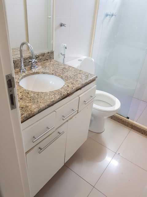 10 -Flat Camboinhas. - Imobiliária Agatê Imóveis vende Apartamento/Flat de 60m² por R 420.000 - Camboinhas - Niterói/RJ. - HTFL20001 - 11