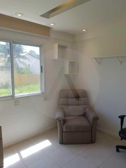12 -Flat Camboinhas. - Imobiliária Agatê Imóveis vende Apartamento/Flat de 60m² por R 420.000 - Camboinhas - Niterói/RJ. - HTFL20001 - 13