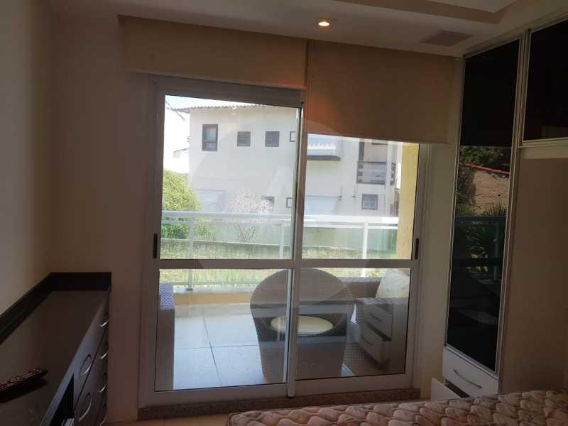 18 -Flat Camboinhas. - Imobiliária Agatê Imóveis vende Apartamento/Flat de 60m² por R 420.000 - Camboinhas - Niterói/RJ. - HTFL20001 - 20