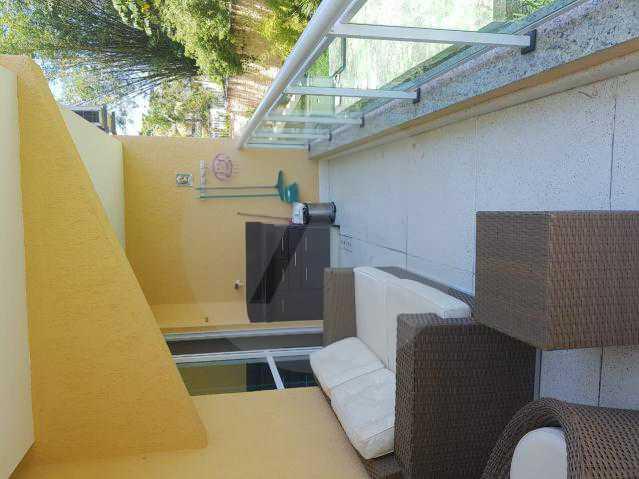 19 -Flat Camboinhas. - Imobiliária Agatê Imóveis vende Apartamento/Flat de 60m² por R 420.000 - Camboinhas - Niterói/RJ. - HTFL20001 - 21