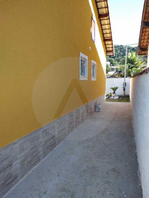 25 Casa Condomínio Várzea das - Imobiliária Agatê Imóveis vende Casa em Condomínio de 61 m² Várzea das Moças - Niterói por 230 mil reais. - HTCN20034 - 26