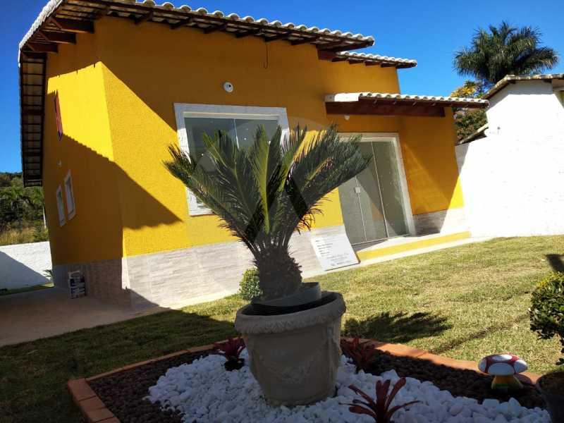 5 Casa Condomínio Várzea das - Imobiliária Agatê Imóveis vende Casa em Condomínio de 61 m² Várzea das Moças - Niterói por 230 mil reais. - HTCN20034 - 6