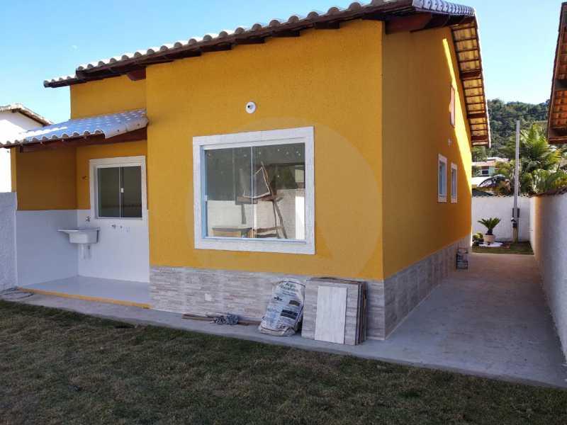 24 Casa Condomínio Várzea das - Imobiliária Agatê Imóveis vende Casa em Condomínio de 61 m² Várzea das Moças - Niterói por 230 mil reais. - HTCN20034 - 25