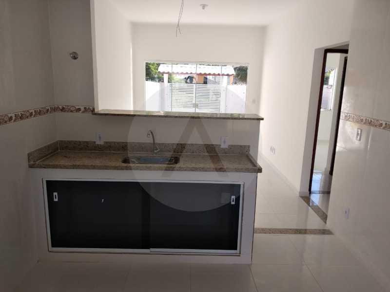 14 Casa Condomínio Várzea das - Imobiliária Agatê Imóveis vende Casa em Condomínio de 61 m² Várzea das Moças - Niterói por 230 mil reais. - HTCN20034 - 15