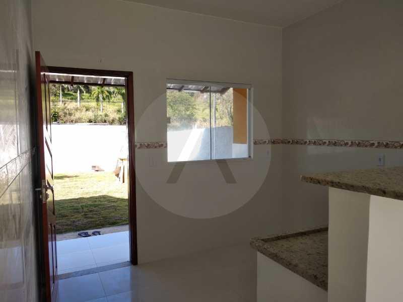 11 Casa Condomínio Várzea das - Imobiliária Agatê Imóveis vende Casa em Condomínio de 61 m² Várzea das Moças - Niterói por 230 mil reais. - HTCN20034 - 12