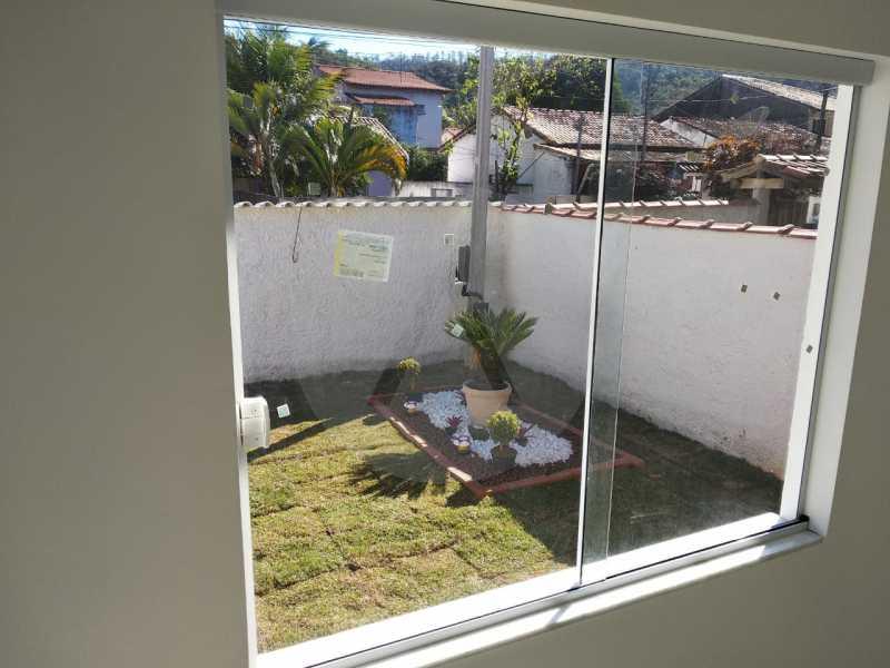 9 Casa Condomínio Várzea das - Imobiliária Agatê Imóveis vende Casa em Condomínio de 61 m² Várzea das Moças - Niterói por 230 mil reais. - HTCN20034 - 10