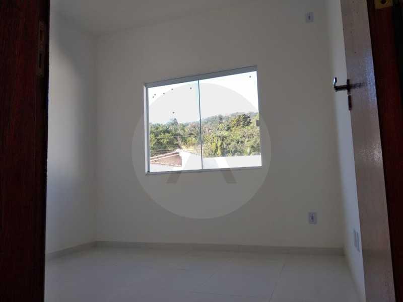 18 Casa Condomínio Várzea das - Imobiliária Agatê Imóveis vende Casa em Condomínio de 61 m² Várzea das Moças - Niterói por 230 mil reais. - HTCN20034 - 19