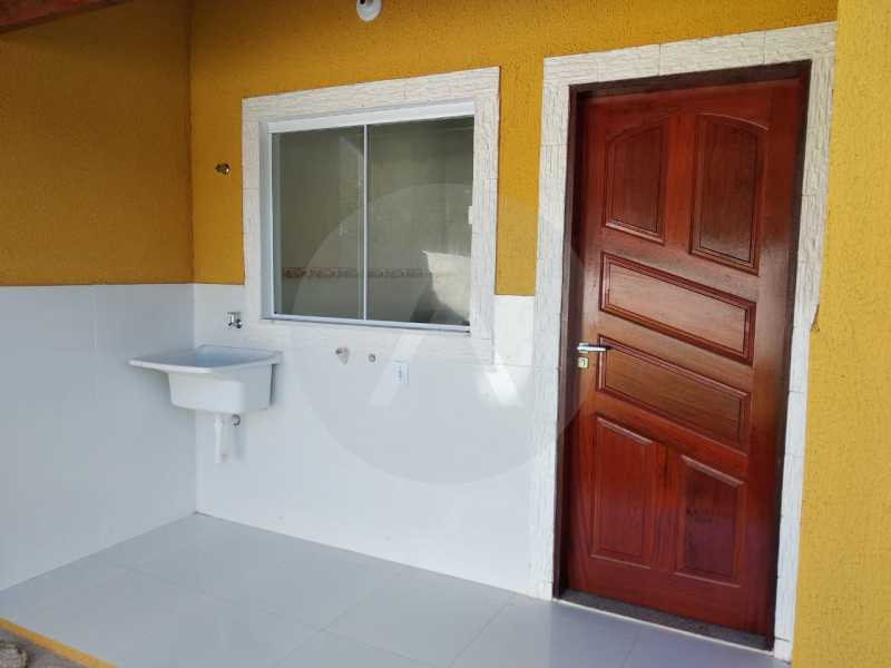 23 Casa Condomínio Várzea das - Imobiliária Agatê Imóveis vende Casa em Condomínio de 61 m² Várzea das Moças - Niterói por 230 mil reais. - HTCN20034 - 24