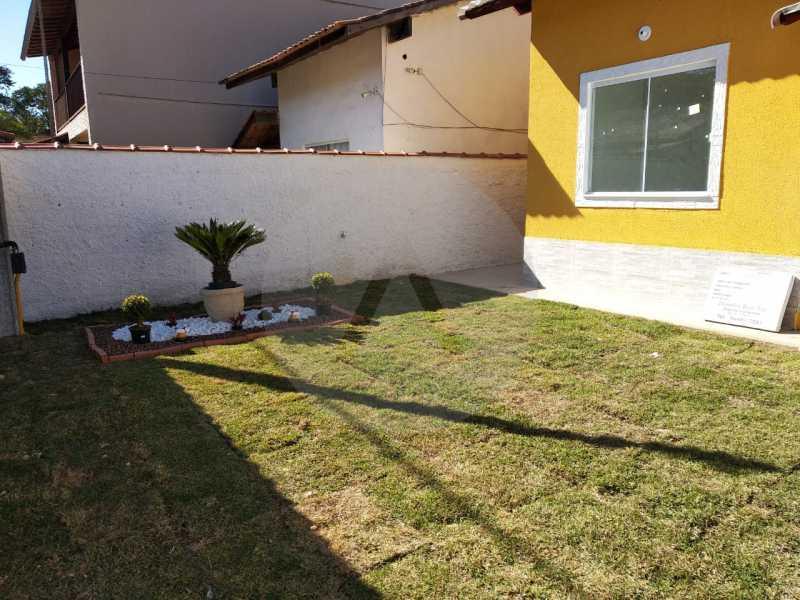 3 Casa Condomínio Várzea das - Imobiliária Agatê Imóveis vende Casa em Condomínio de 61 m² Várzea das Moças - Niterói por 230 mil reais. - HTCN20034 - 4