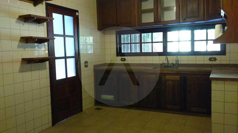 11 - Cozinha - Imobiliária Agatê Imóveis vende Casa Linear - Itaipu - Niterói. - HTCA20004 - 14
