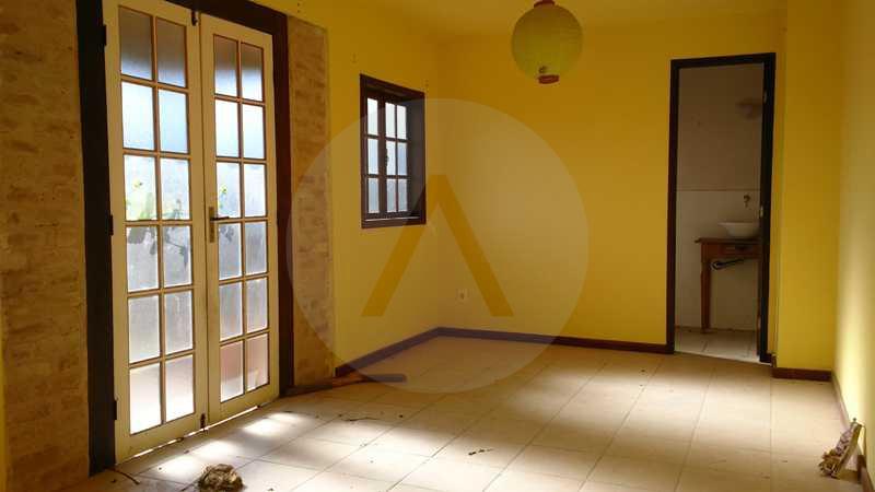 16 - Quarto Anexo - Imobiliária Agatê Imóveis vende Casa Linear - Itaipu - Niterói. - HTCA20004 - 18