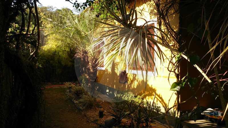 29 - Jardim Frente - Imobiliária Agatê Imóveis vende Casa Linear - Itaipu - Niterói. - HTCA20004 - 30