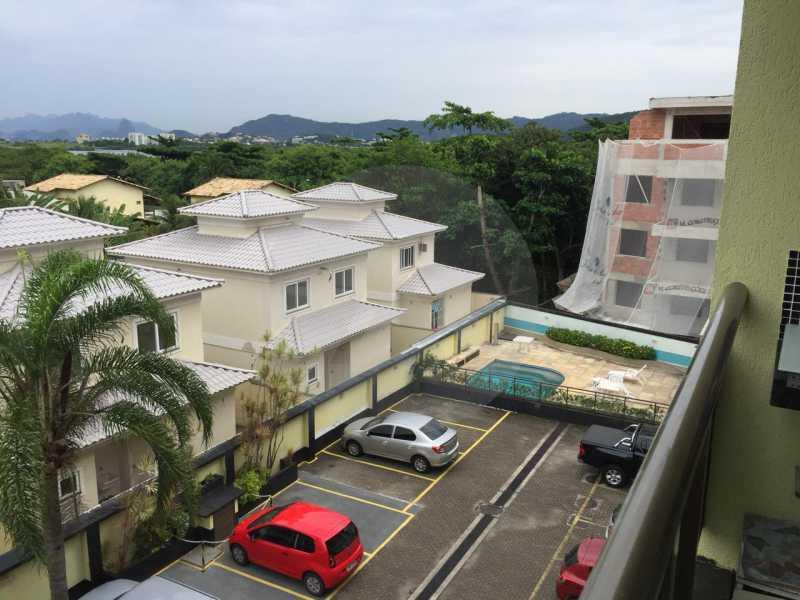 4- Flat Itaipu. - Imobiliária Agatê Imóveis vende Flat de 62m² Itaipu - Niterói por 300 mil reais. - HTFL10010 - 5