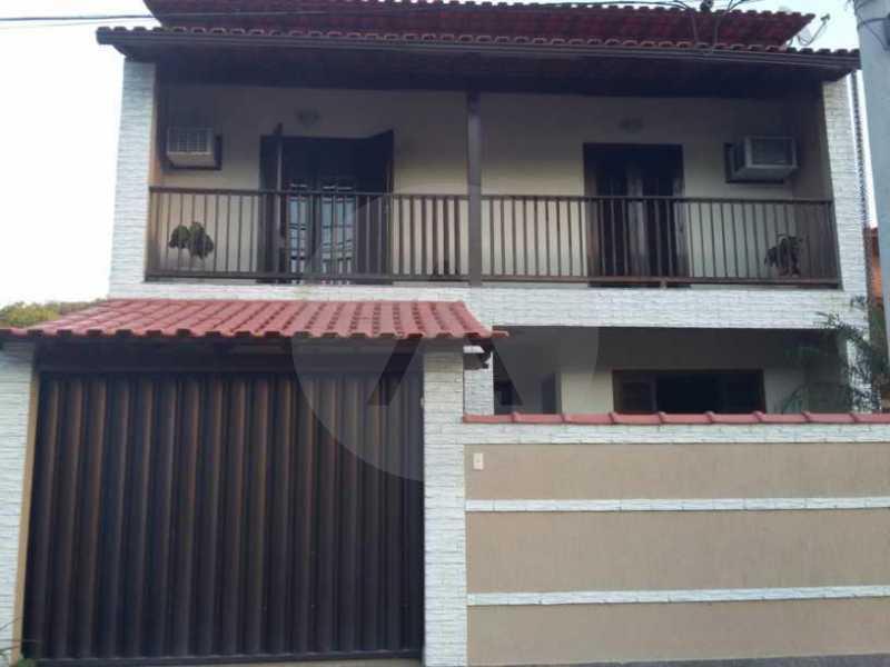 30 Casa em Condomínio Itaipu - Imobiliária Agatê Imóveis vende Casa em Condomínio de 230m² Itaipu - Niterói. - HTCN30084 - 31
