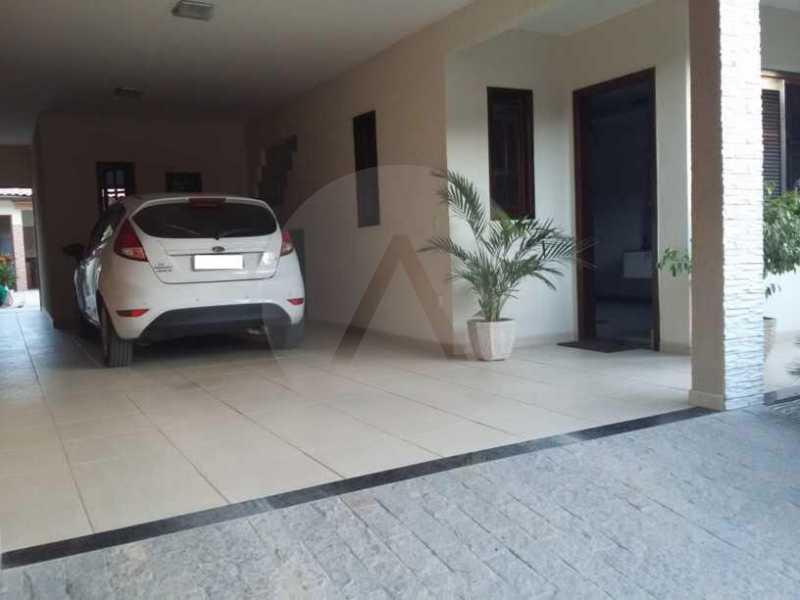 3 Casa em Condomínio Itaipu - Imobiliária Agatê Imóveis vende Casa em Condomínio de 230m² Itaipu - Niterói. - HTCN30084 - 4