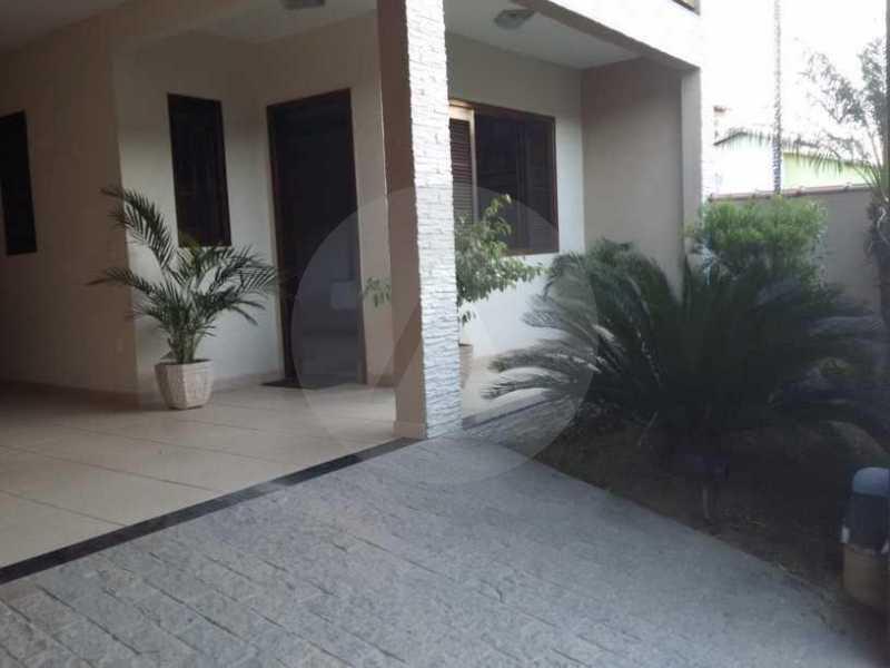 4 Casa em Condomínio Itaipu - Imobiliária Agatê Imóveis vende Casa em Condomínio de 230m² Itaipu - Niterói. - HTCN30084 - 5