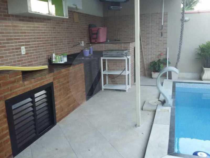 13 Casa em Condomínio Itaipu - Imobiliária Agatê Imóveis vende Casa em Condomínio de 230m² Itaipu - Niterói. - HTCN30084 - 14
