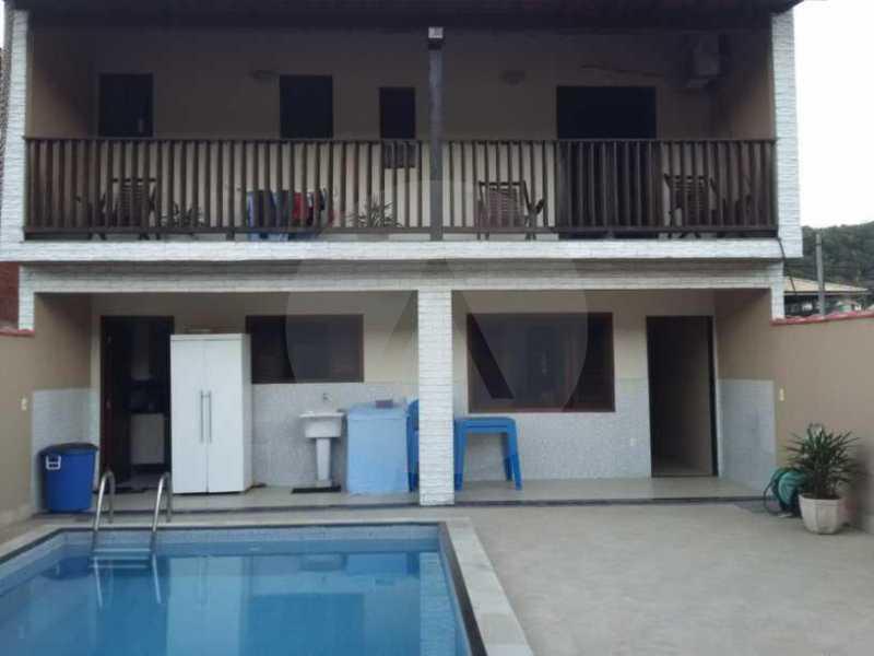 15 Casa em Condomínio Itaipu - Imobiliária Agatê Imóveis vende Casa em Condomínio de 230m² Itaipu - Niterói. - HTCN30084 - 16