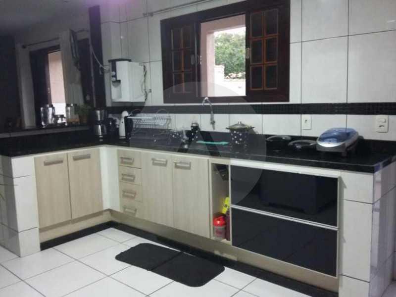 11 Casa em Condomínio Itaipu - Imobiliária Agatê Imóveis vende Casa em Condomínio de 230m² Itaipu - Niterói. - HTCN30084 - 12