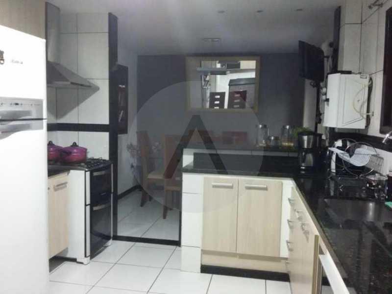 9 Casa em Condomínio Itaipu - Imobiliária Agatê Imóveis vende Casa em Condomínio de 230m² Itaipu - Niterói. - HTCN30084 - 10