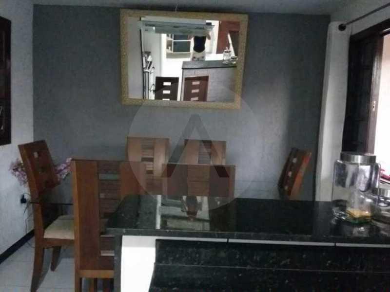 7 Casa em Condomínio Itaipu - Imobiliária Agatê Imóveis vende Casa em Condomínio de 230m² Itaipu - Niterói. - HTCN30084 - 8