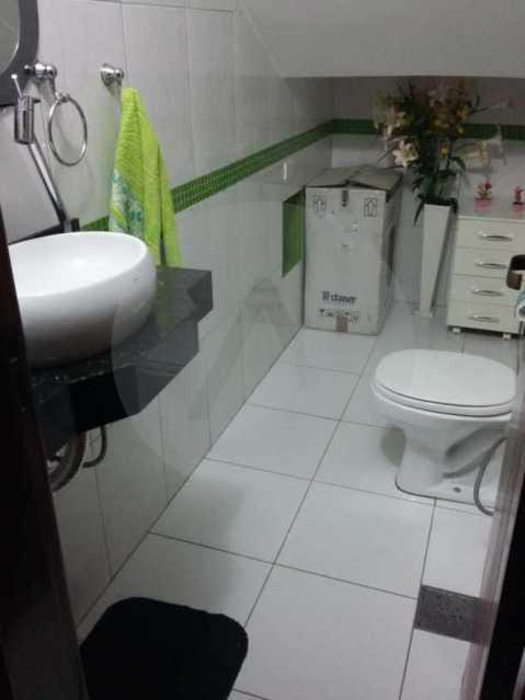 8 Casa em Condomínio Itaipu - Imobiliária Agatê Imóveis vende Casa em Condomínio de 230m² Itaipu - Niterói. - HTCN30084 - 9