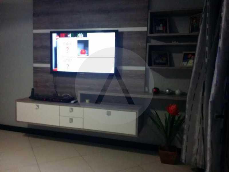 6 Casa em Condomínio Itaipu - Imobiliária Agatê Imóveis vende Casa em Condomínio de 230m² Itaipu - Niterói. - HTCN30084 - 7