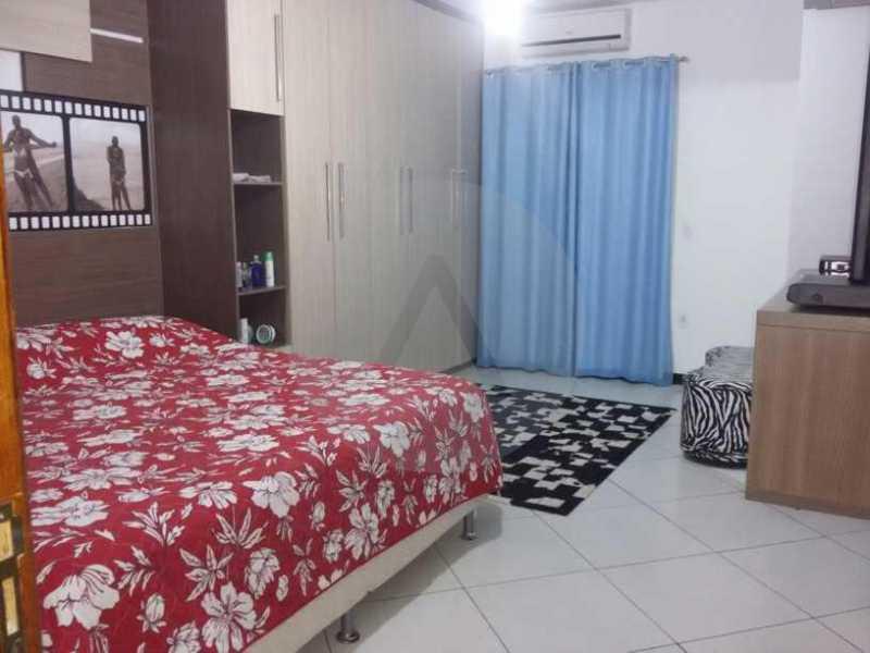 18 Casa em Condomínio Itaipu. - Imobiliária Agatê Imóveis vende Casa em Condomínio de 230m² Itaipu - Niterói. - HTCN30084 - 19
