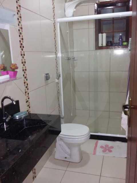 21 Casa em Condomínio Itaipu - Imobiliária Agatê Imóveis vende Casa em Condomínio de 230m² Itaipu - Niterói. - HTCN30084 - 22