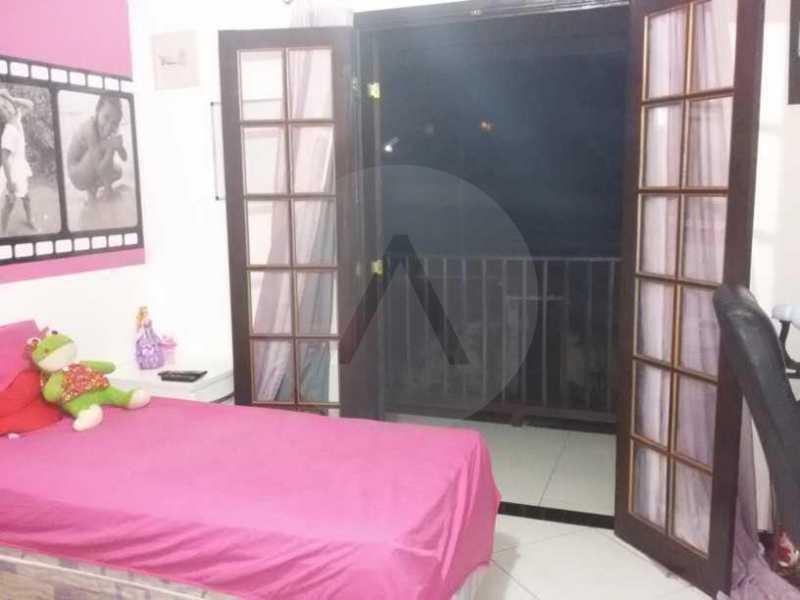26 Casa em Condomínio Itaipu - Imobiliária Agatê Imóveis vende Casa em Condomínio de 230m² Itaipu - Niterói. - HTCN30084 - 27