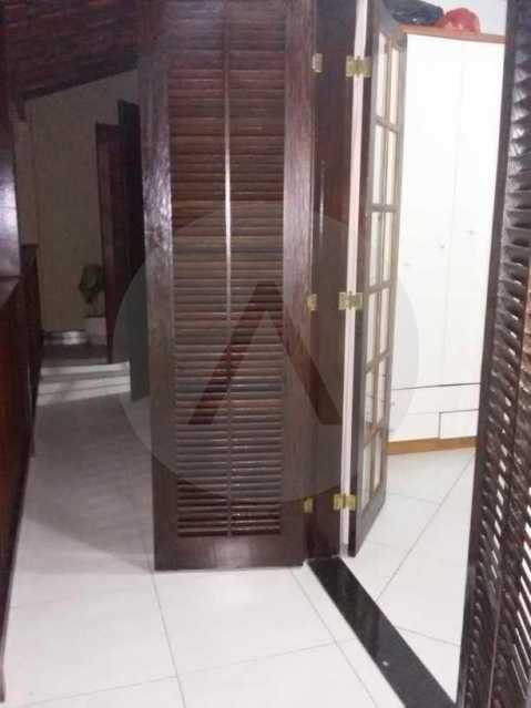 29 Casa em Condomínio Itaipu - Imobiliária Agatê Imóveis vende Casa em Condomínio de 230m² Itaipu - Niterói. - HTCN30084 - 30