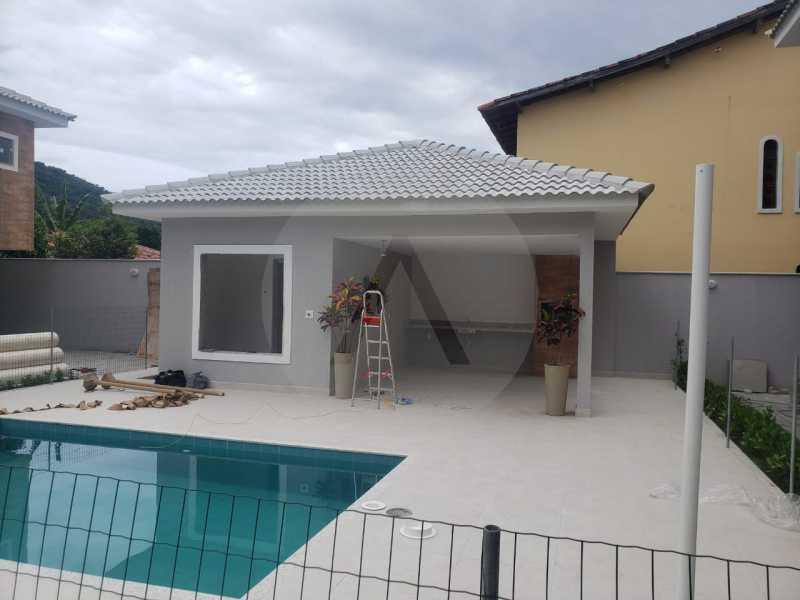 6 Casa Condominio Piratininga - Imobiliária Agatê Imóveis vende Lançamento de Casas em Condomínio de 117 m² Piratininga - Niterói por 580 mil reais. - HTCN30085 - 7