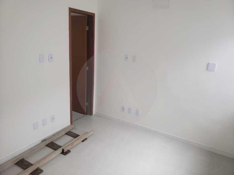 13 Casa Condominio Piratininga - Imobiliária Agatê Imóveis vende Lançamento de Casas em Condomínio de 117 m² Piratininga - Niterói por 580 mil reais. - HTCN30085 - 14