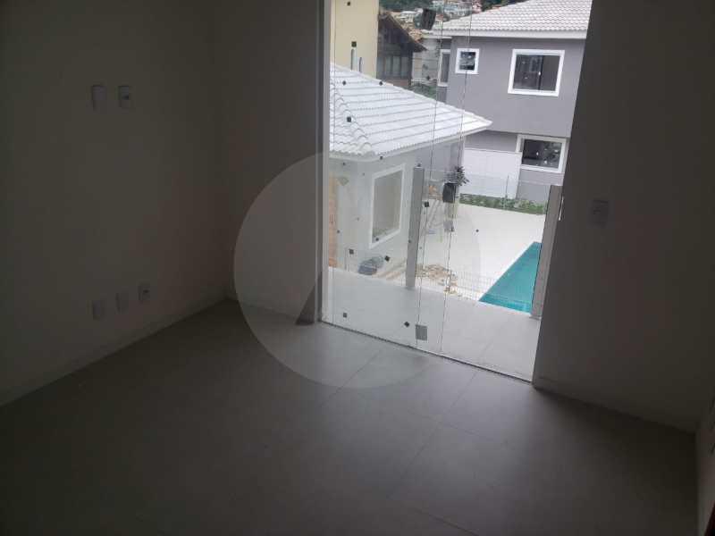 14 Casa Condominio Piratininga - Imobiliária Agatê Imóveis vende Lançamento de Casas em Condomínio de 117 m² Piratininga - Niterói por 580 mil reais. - HTCN30085 - 15