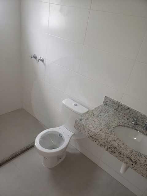 15 Casa Condominio Piratininga - Imobiliária Agatê Imóveis vende Lançamento de Casas em Condomínio de 117 m² Piratininga - Niterói por 580 mil reais. - HTCN30085 - 16