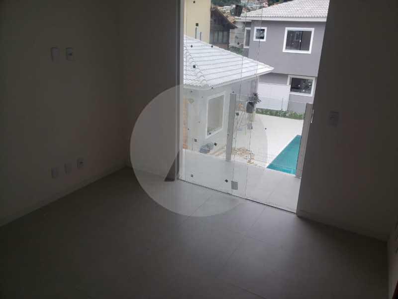 8 Casa Condominio Piratininga - Imobiliária Agatê Imóveis vende Lançamento de Casas em Condomínio - Piratininga - Niterói. - HTCN30085 - 9